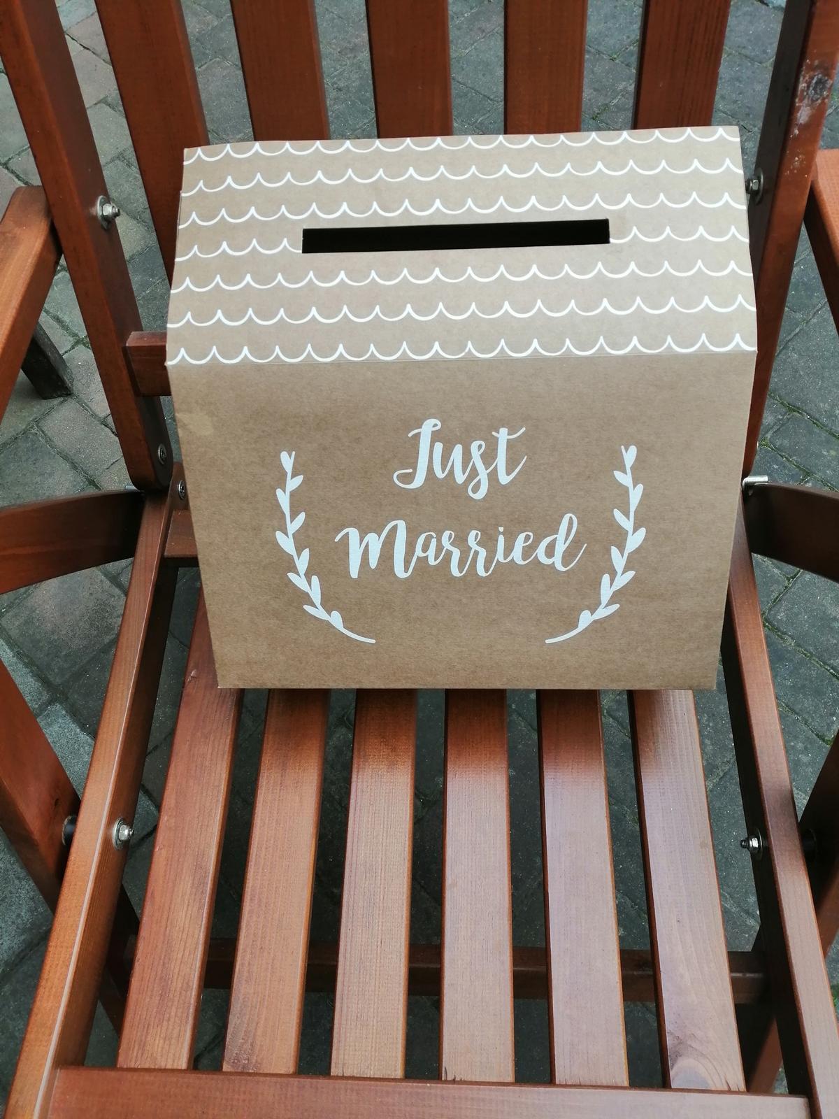Krabice na blohopřání - Obrázek č. 1