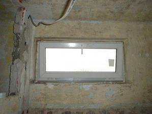 Koupelna - okno