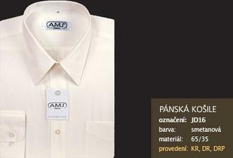 Košile na převlečení:-)