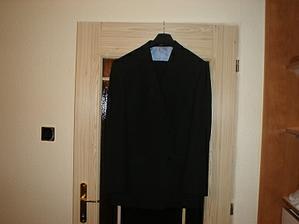 Oblek pro ženicha:-)