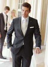 Takový oblek si představujeme:-)