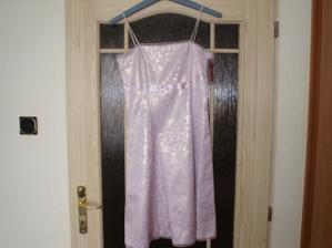 Tak to jsou šaty mojí svědkyně:-)