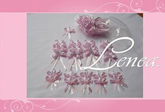 naše vývazky pro svatebčany:-)