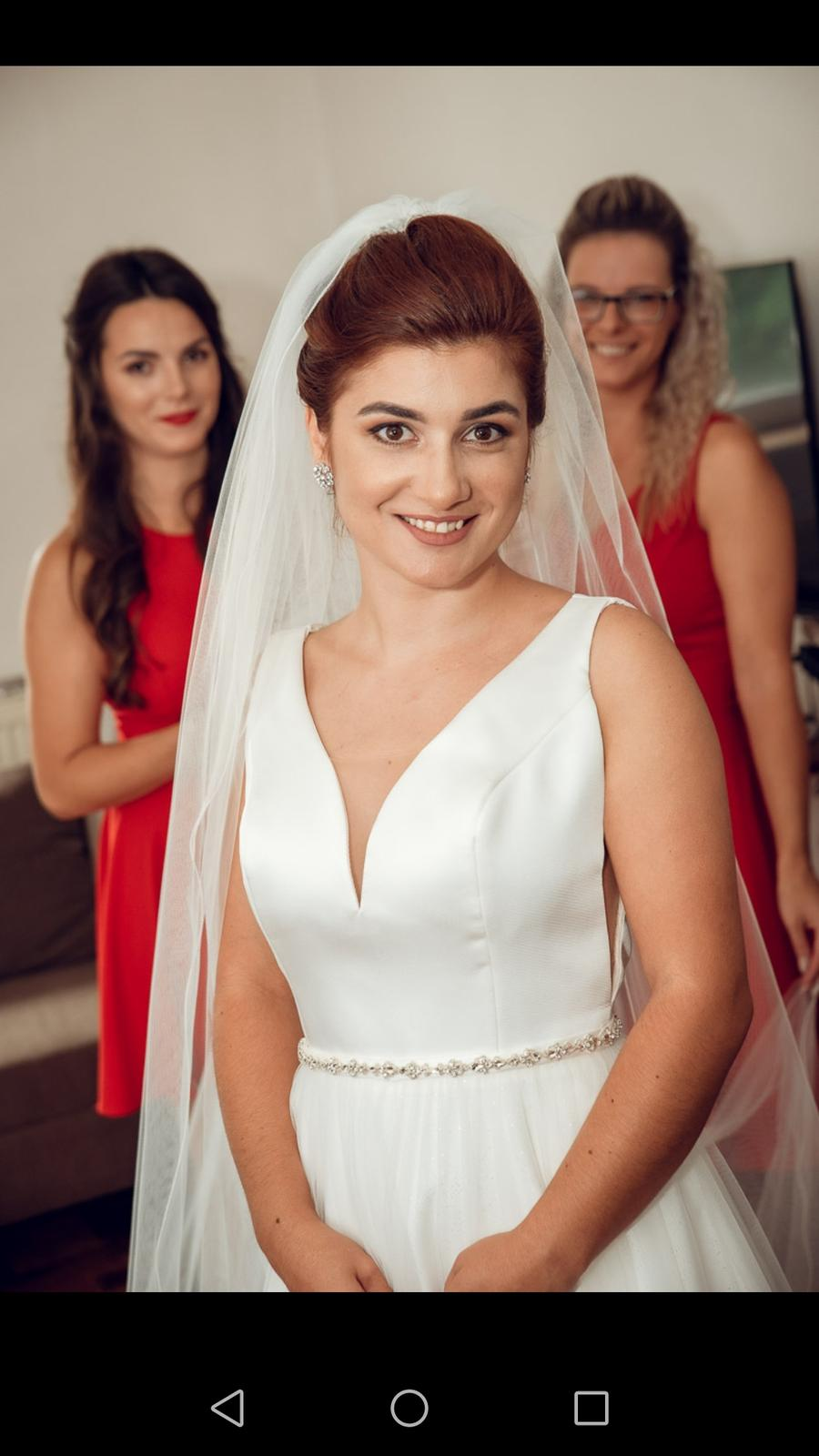 Svadobné šaty - Obrázok č. 2