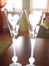 poháriky na prípitok
