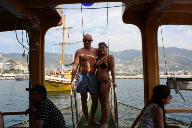 Tinka{{_AND_}}Maťko - naša svadobná cesta - Turecko