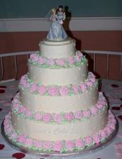 tento dort by se mi líbil, jen červené růžicky
