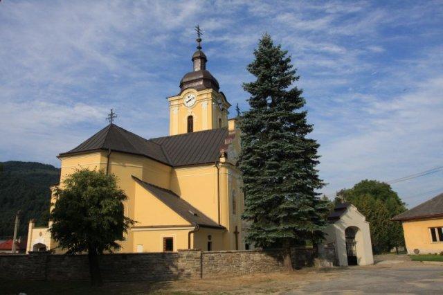 Blažka a cyro 24/7 - kostol sv. Ondreja v PNV