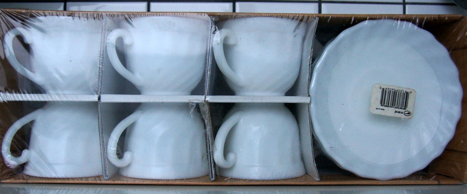 kávová súprava nepoužitá - Obrázok č. 1