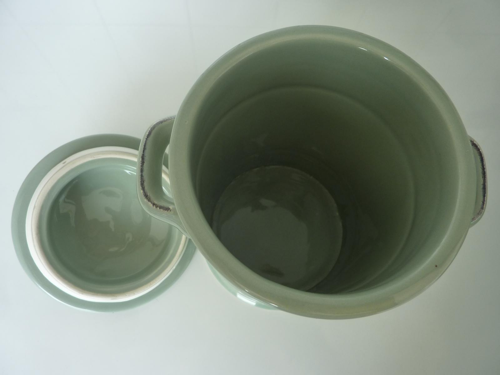 keramická dóza - Obrázok č. 3