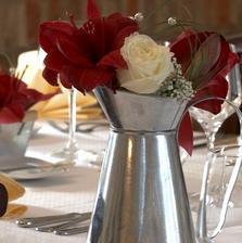 Takové budou květiny na stole..