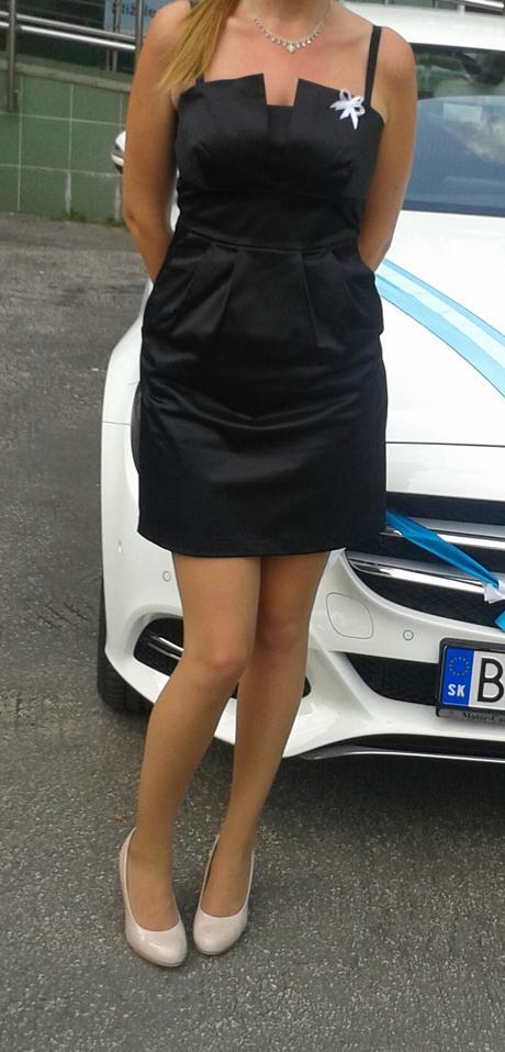 Elegantné 3x oblečené šatky - Obrázok č. 1