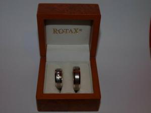 Naše nejkrásnější prstýnky od firmy Rotax