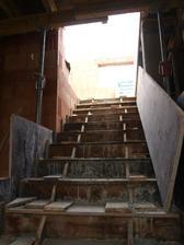 schody do nebe?...ne jen do našeho druhého patra