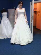 salon Paloma, nádherné šaty, skvělá obsluha