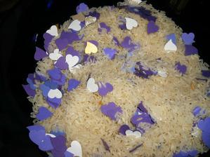 rýže se srdíčky