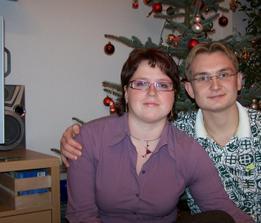 my dva o Vánocích
