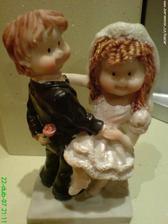 figurka na dort zakoupena od Kasiopei, dík