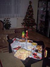 Silvestrovská hostina