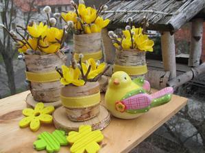 Vyhlížíme jaro :-)