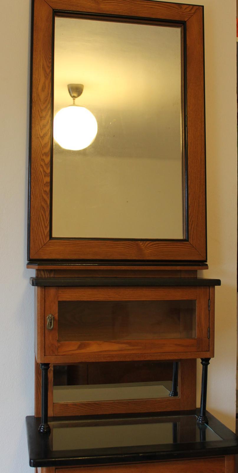 Skrinka s rámom na zrkadlo - Obrázok č. 1