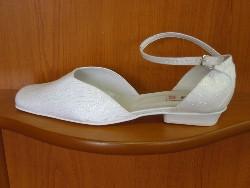 moje botky (abych nebyla vyšší než ženich :-)