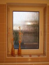 koupelnové okno - moje oblíbené :o)
