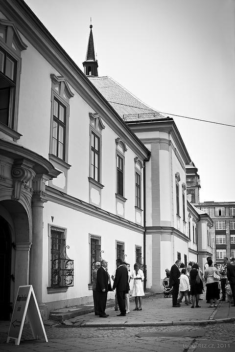 Markéta{{_AND_}}Jaroslav - svatebčani se schází..