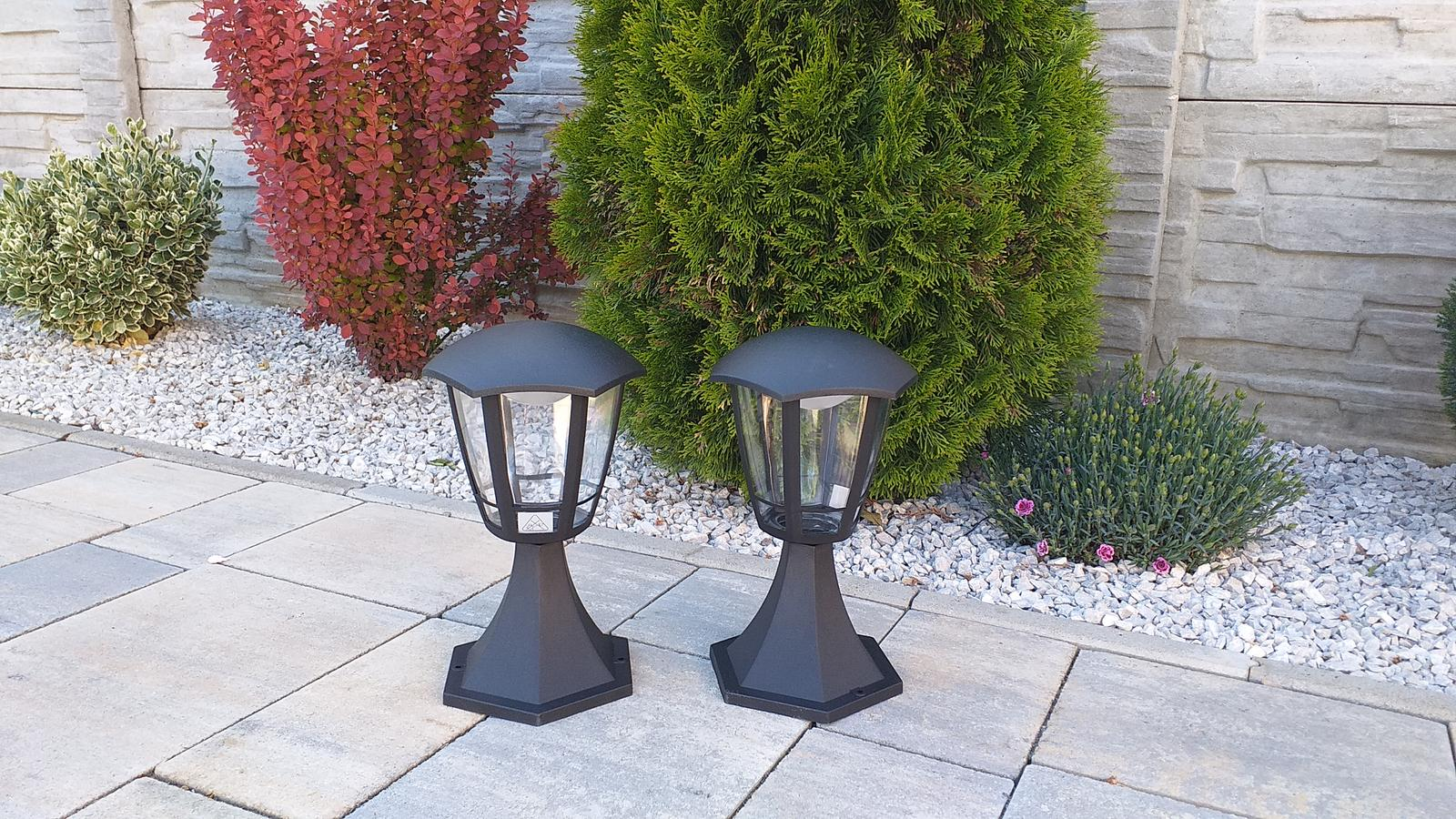 Zahradne lampy suprava Rabalux - Obrázok č. 1