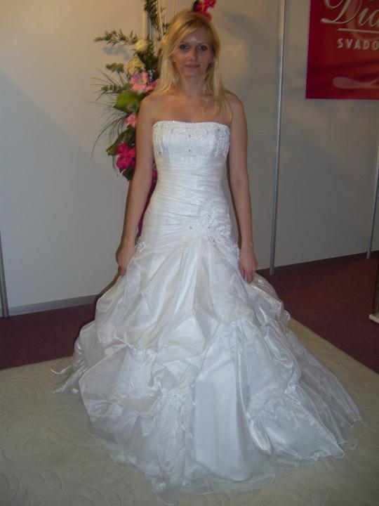 Svadobné šaty - MS Ashley