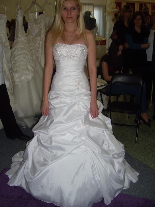 Svadobné šaty - Mori Lee 4181