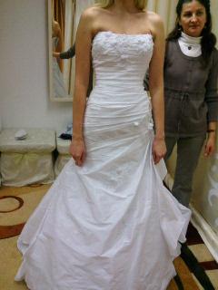 Svadobné šaty - LA Sposa - Lasarte