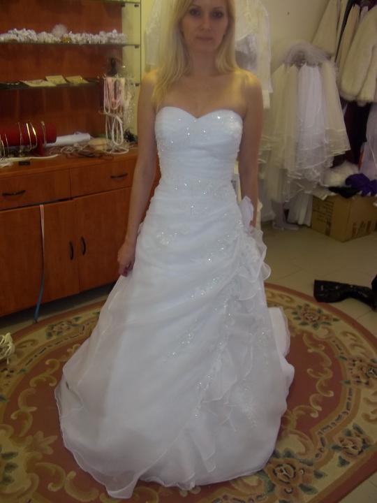 Svadobné šaty - La Sposa - Lieja