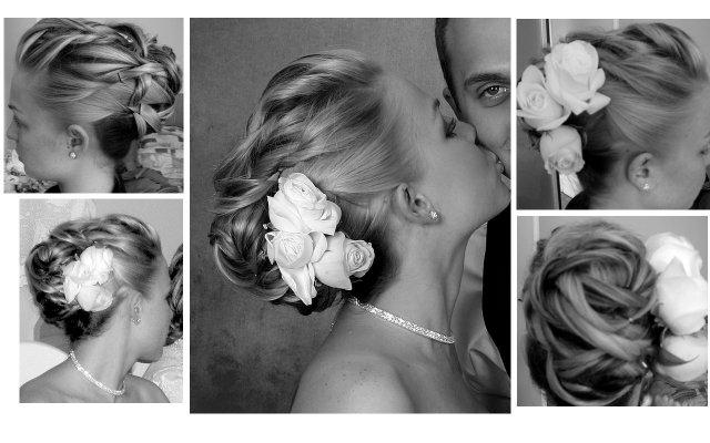 O COM SNIVAM :-) - kazdopadne chcem kvety do vlasov ... cyklamenove kaly :-)