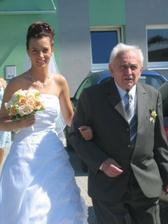 Nevěsta s dědečkem