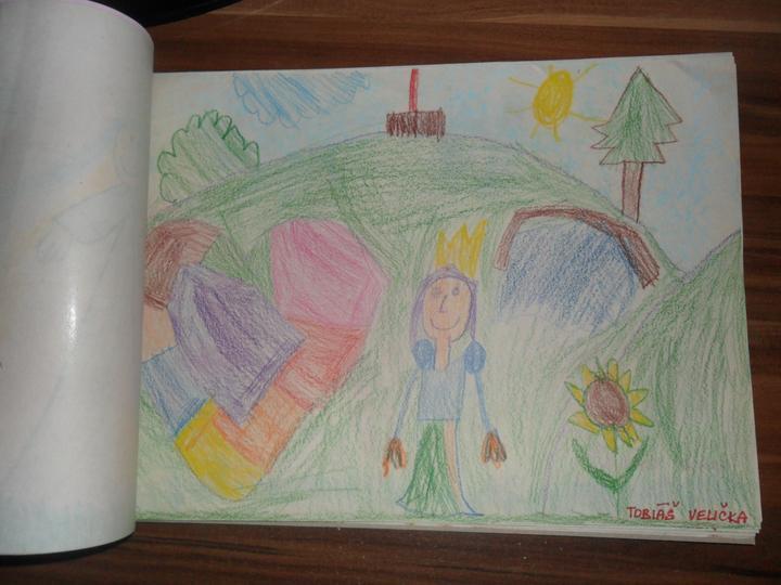 Nádherné přání od dětí ze školky od Davídka - Obrázek č. 3
