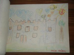 tady prý budmee bydlet na zámku... prý řekl ten chlapeček.. :)))