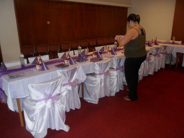 Jak vznikala svatební tabule a candys bar - Obrázek č. 14
