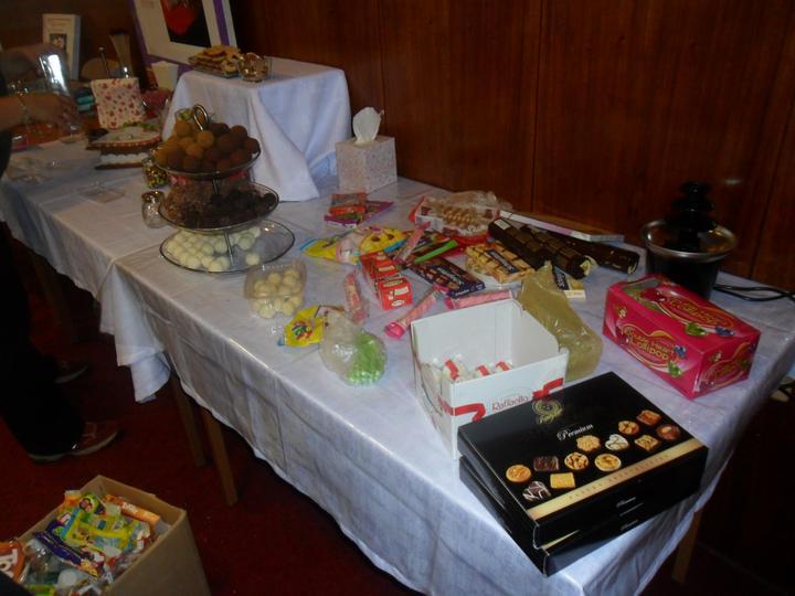 Jak vznikala svatební tabule a candys bar - Obrázek č. 21
