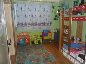 dětský pokoj..