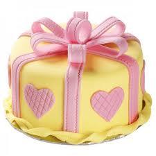 Předběžná představa - hezký dortík...