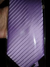 Ráďova kravata...  konečně taky něco pro něj  hihi
