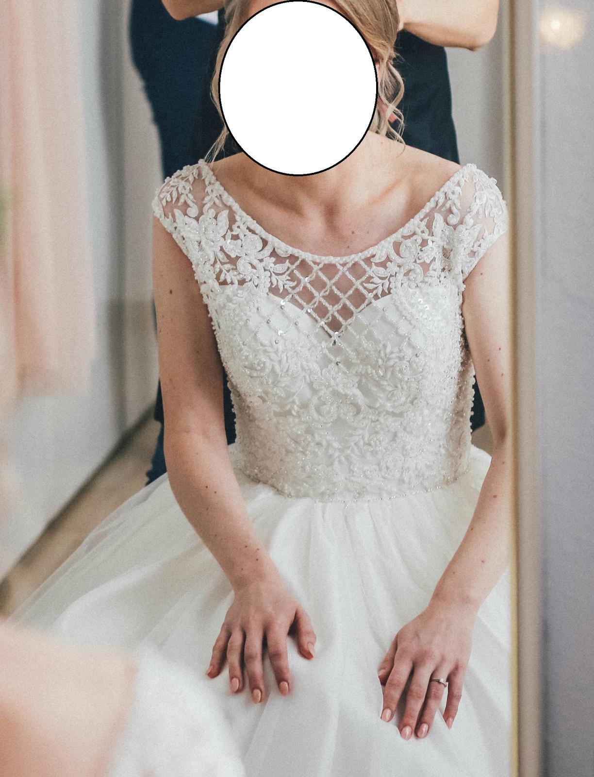 Svadobné šaty VENICE - Obrázok č. 1