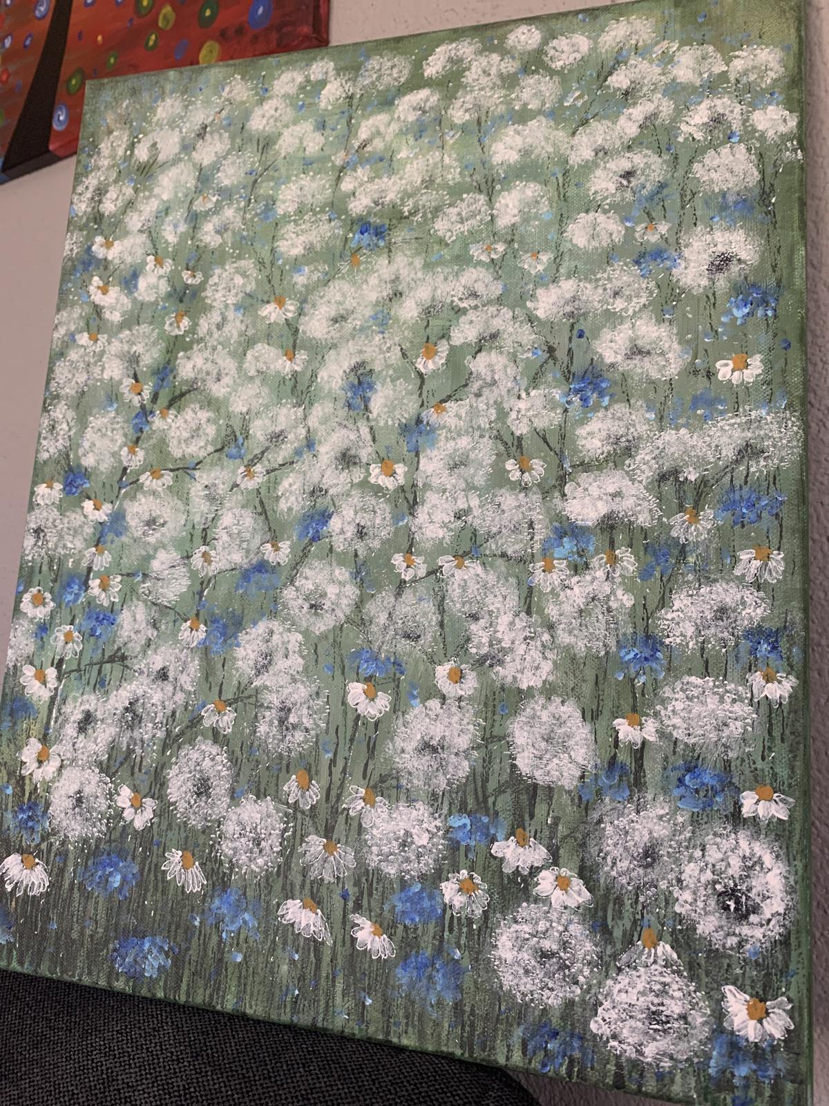 Obraz Kvety abstract - Obrázok č. 1
