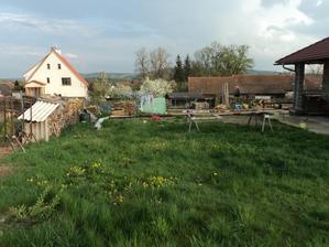 Horní zahrada