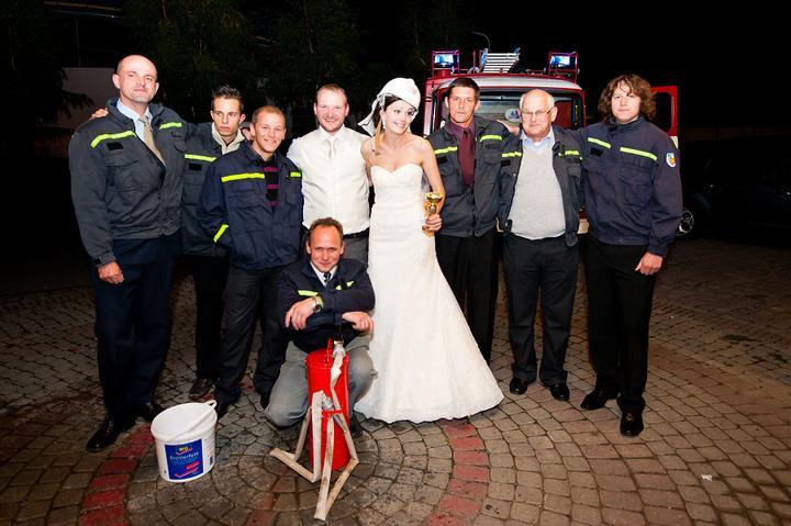 Eliška{{_AND_}}Miško - prišli nás pozrieť hasiči