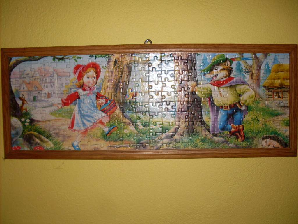 Puzzle obrázky - zarámované  - Obrázok č. 1