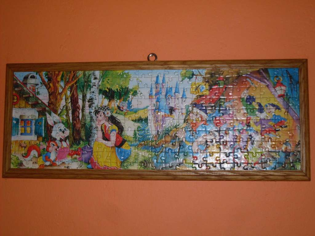 Puzzle obrázky - zarámované  - Obrázok č. 2