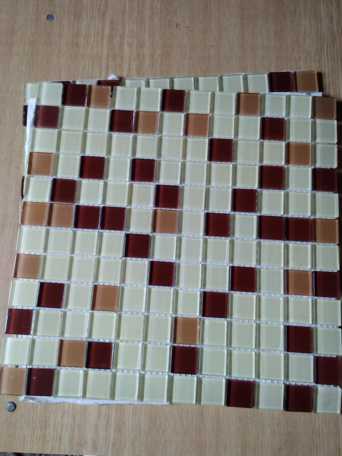 Obklad do mozaika - Obrázok č. 1
