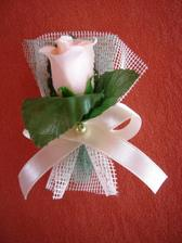 Pierka pre svadobčanov